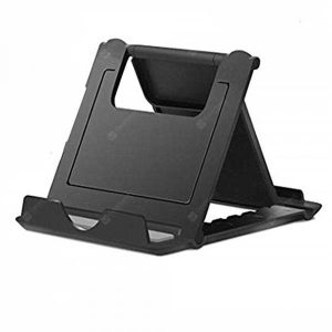 smartylife-Square Foldable Plastic Phone Holder  Gearbest