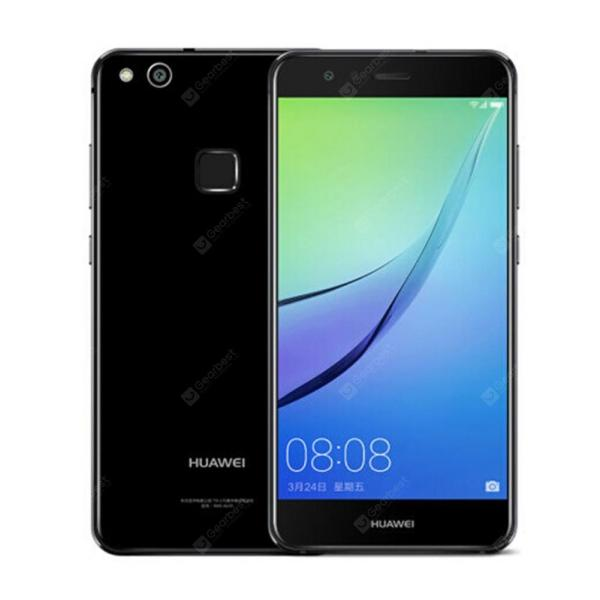 smartylife-Huawei Nova Youth Android7.0 4G Octa-Core RAM4GB ROM64GB Memory Phone Black  Gearbest