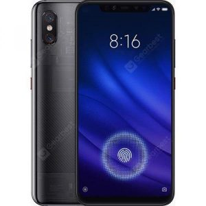 smartylife-Xiaomi Mi 8 Pro 4G Phablet Global Version  Gearbest