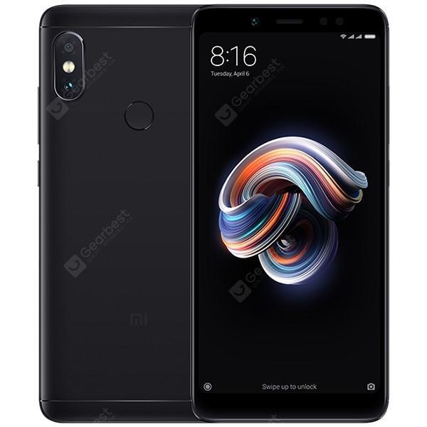 smartylife-Xiaomi Redmi Note 5 4G Phablet Global Version  Gearbest