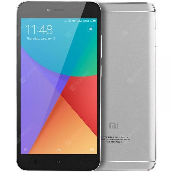 smartylife-Xiaomi Redmi Note 5A 3GB RAM 4G Phablet Global Version  Gearbest