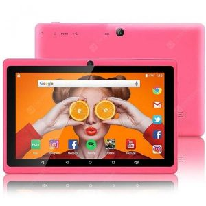 smartylife-zonko x77 Kids Tablet PC 7.0 inch 1GB + 8GB  Gearbest