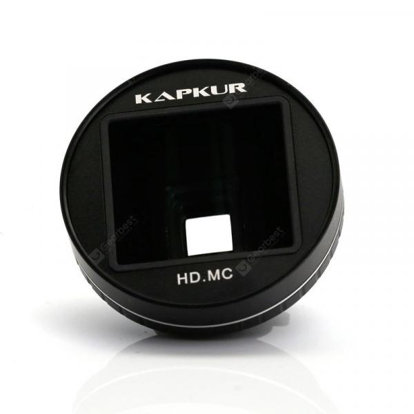 smartylife-KAPKUR Anamorphic Lens 2.4:1 Widescreen Film Making 1.33X for iPhone 8 Plus