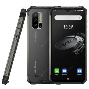 smartylife-Ulefone Armor 7E Black EU Cell phones
