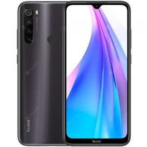 smartylife-Xiaomi Redmi Note 8T Gray Cell phones