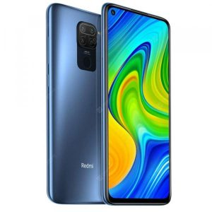 smartylife-Xiaomi Redmi Note 9 Global Version 6.53 Inch 48MP Quad Camera 5020mAh Helio G85 Octa Core 4G Smartphone